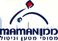 לוגו חברת ממן - לקוחות של חברת שקילה